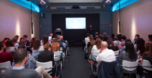 Evento Transformación Digital en Telefónica España