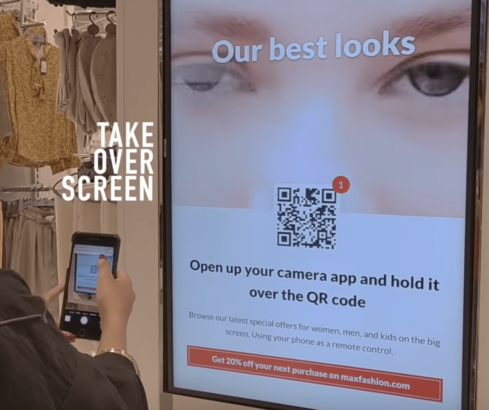 QR code para chatbot