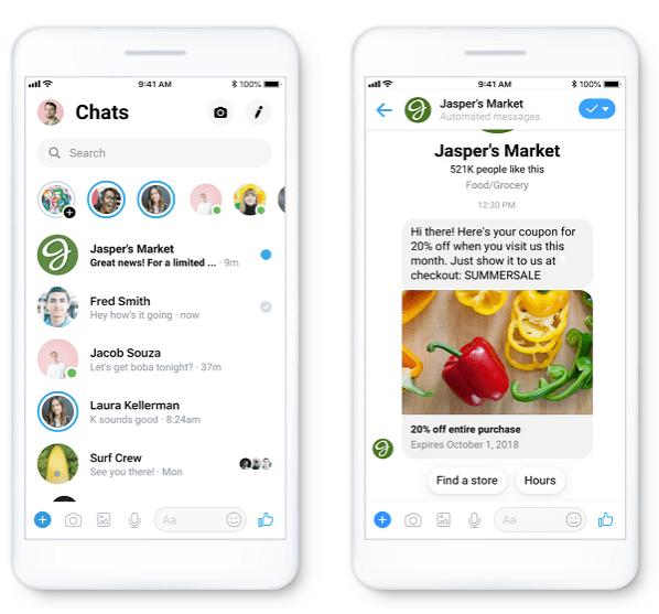 messenger ads_chatbot