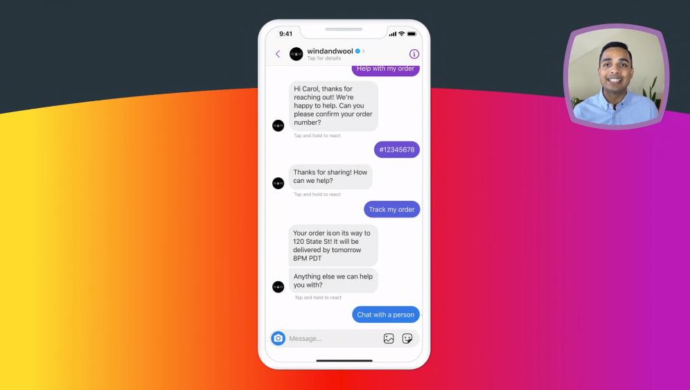 customer experience instagram